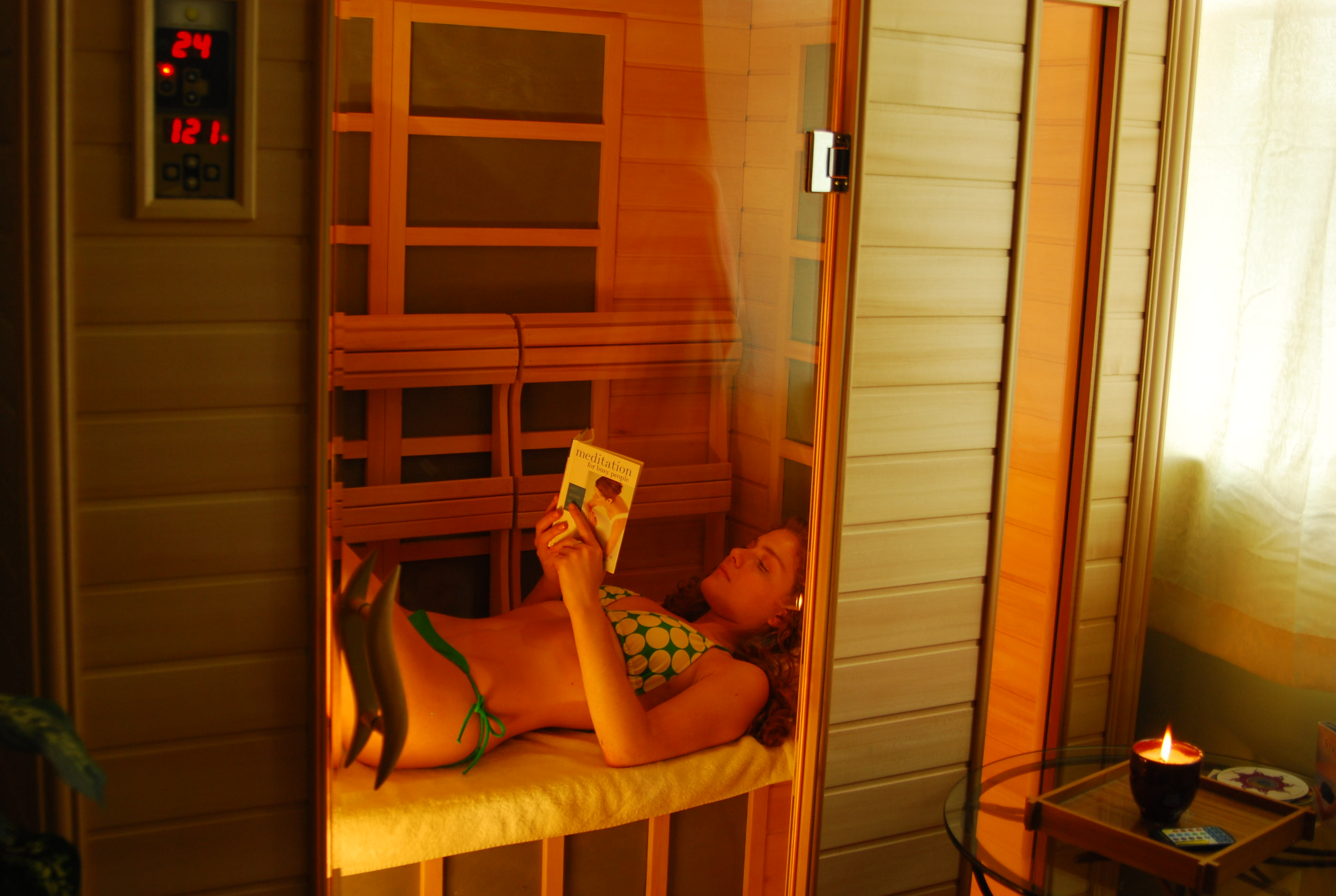 Total freedom wellness spa infrared sauna session total freedom infrared sauna session altavistaventures Images