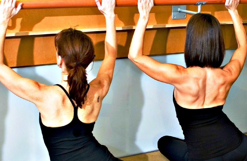 barre fitness yoga